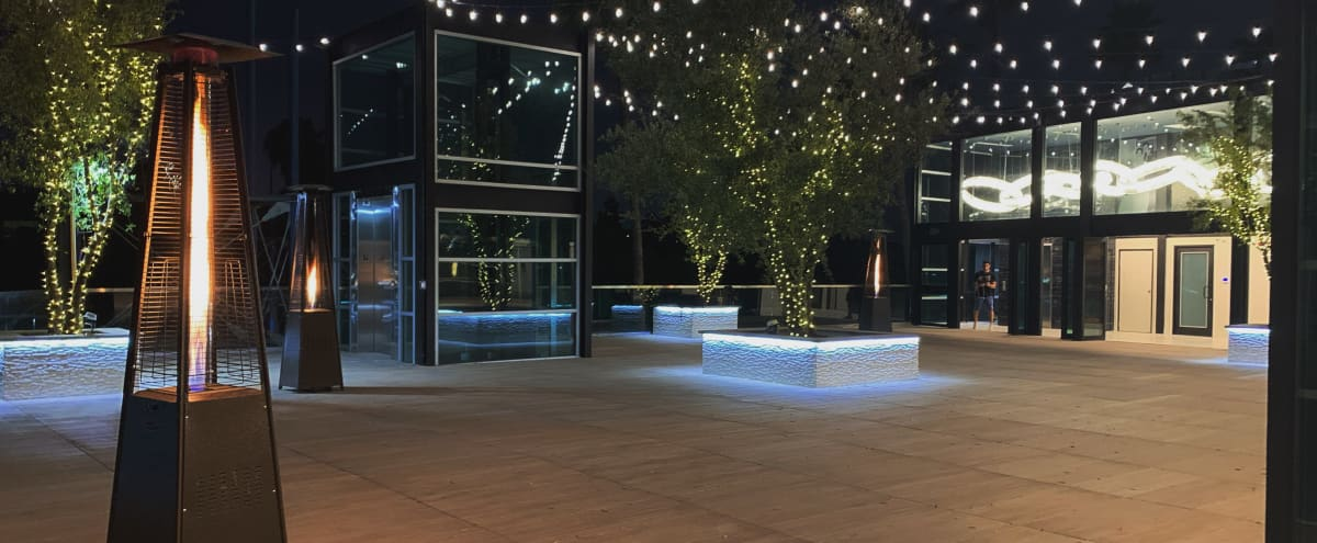 Culver City indoor/outdoor modern rooftop event & filming space in los angeles Hero Image in Art District, los angeles, CA