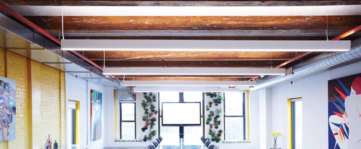 Spacious Bowery Meeting Space in New York Hero Image in Lower Manhattan, New York, NY