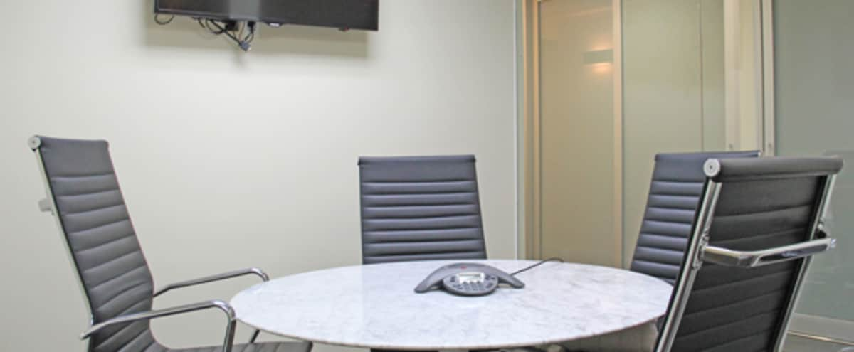 Modern Small Meeting Room C for 5 -Times Square in NEW YORK Hero Image in Midtown, NEW YORK, NY