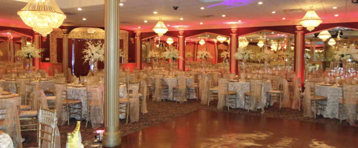 Elegant Uniquely Designed Banquet Hall in Ontario Hero Image in undefined, Ontario, CA