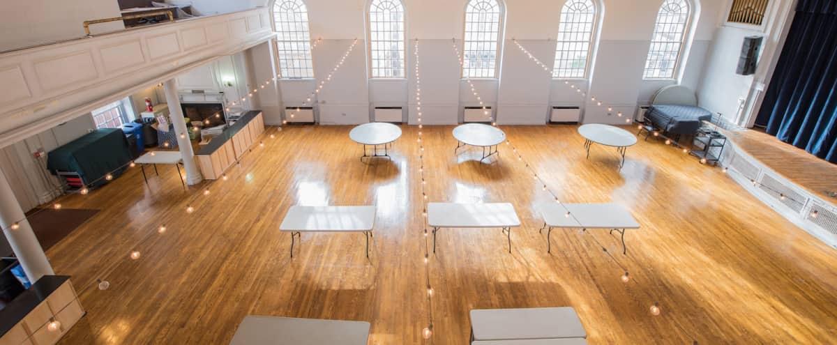 Historic Church - Meeting Space in Washington DC Hero Image in Columbia Heights, Washington DC, DC