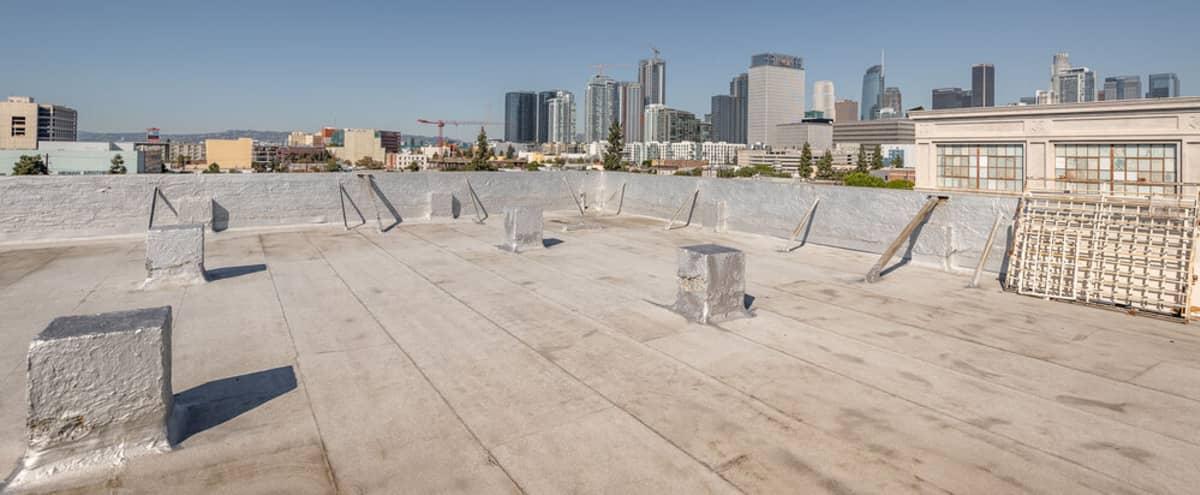 LA Downtown Rooftop with Skyline View in Los Angeles Hero Image in Central LA, Los Angeles, CA