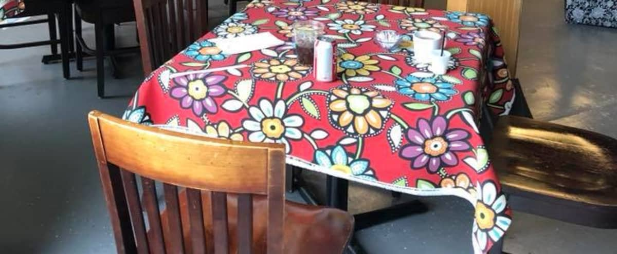 Spacious Latin Restaurant With Stage Area in Oxon Hill Hero Image in undefined, Oxon Hill, MD