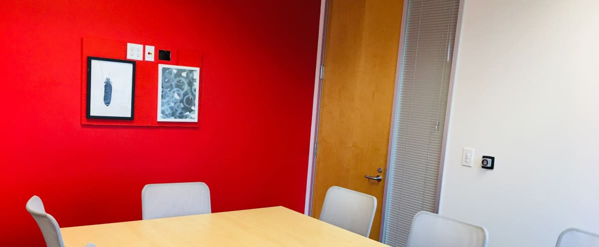 Medium Meeting Room for 8-10 people in San Mateo in San Mateo Hero Image in East San Mateo, San Mateo, CA