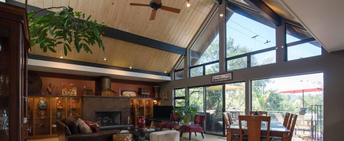 Modern Exec Home in the Los Gatos Foothills.  Walk to town! in Los Gatos Hero Image in undefined, Los Gatos, CA