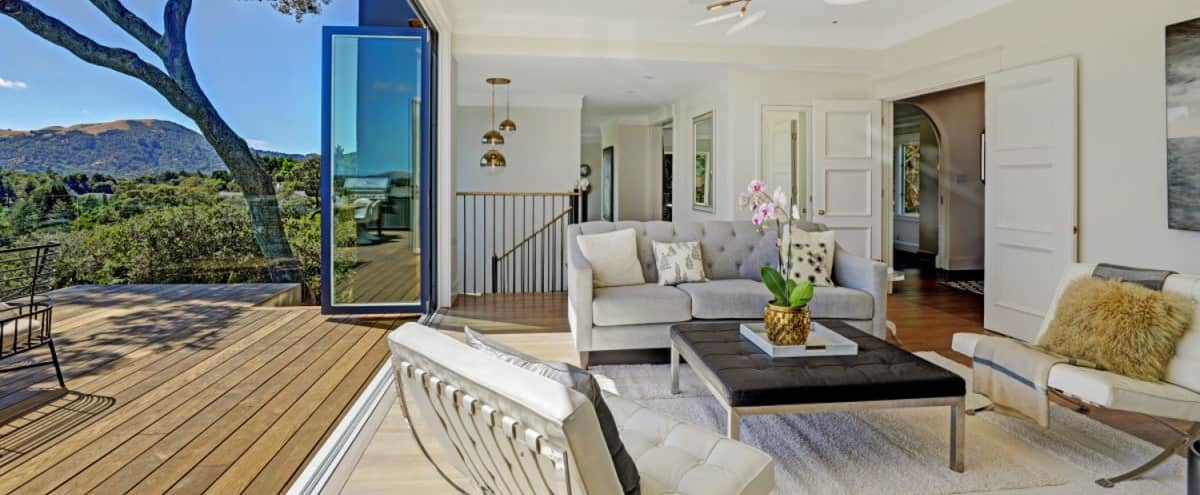 Linden Lane House in Kentfield in Kentfield Hero Image in undefined, Kentfield, CA