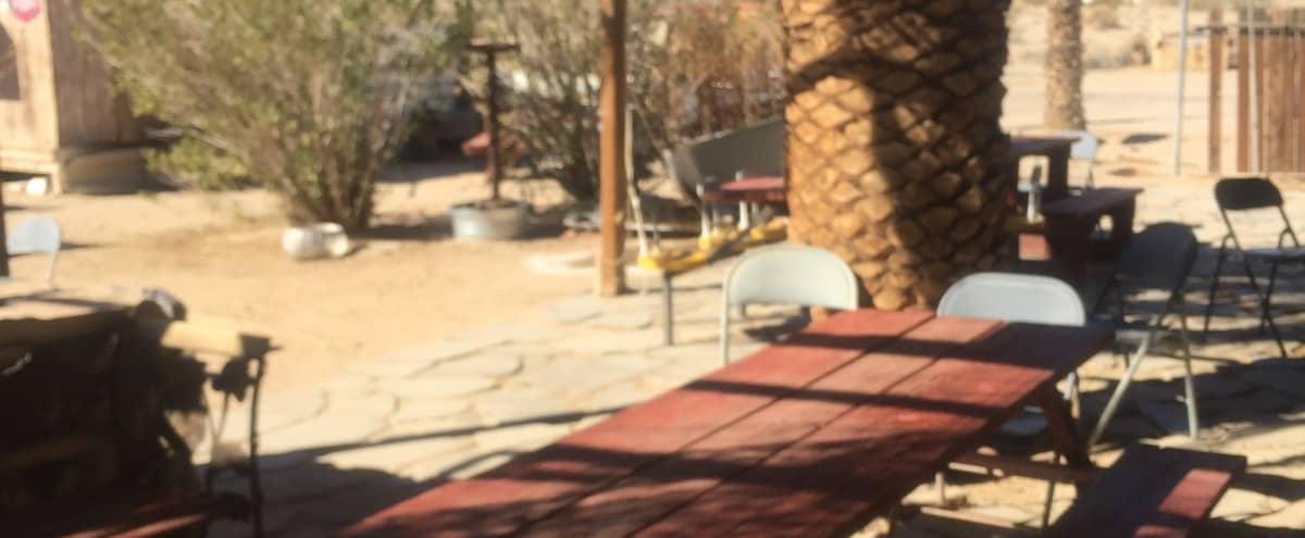 Desert Roadhouse with Stages Joshua Tree Nat'l Park in Twentynine Palms Hero Image in Wonder Valley, Twentynine Palms, CA