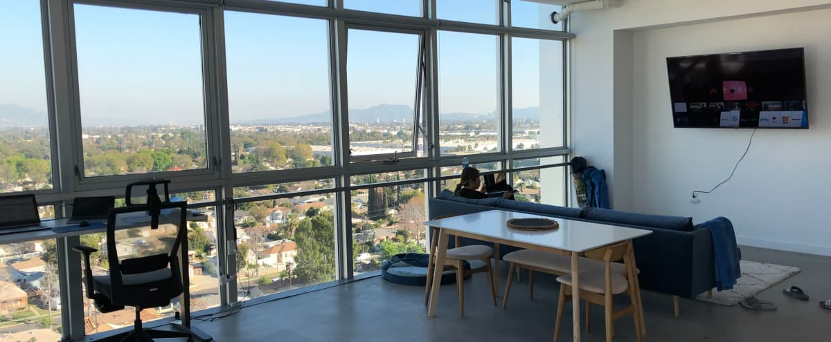 Apartment Loft with a Mountain View in Panorama City Hero Image in Van Nuys, Panorama City, CA