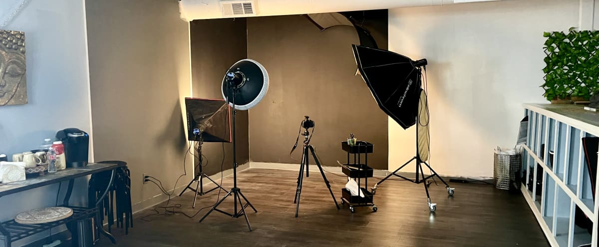Open Concept Hybrid Photography and Salon Space in Southlake Hero Image in undefined, Southlake, TX