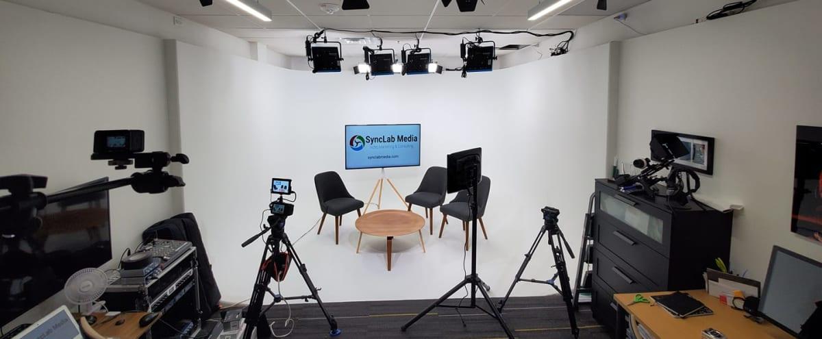 Unique Video Studio with Green Screen and Noise Insulation in Dallas Hero Image in Far North Dallas, Dallas, TX