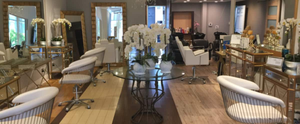 Hollywood Glam Hair Salon in Tarzana Hero Image in Tarzana, Tarzana, CA