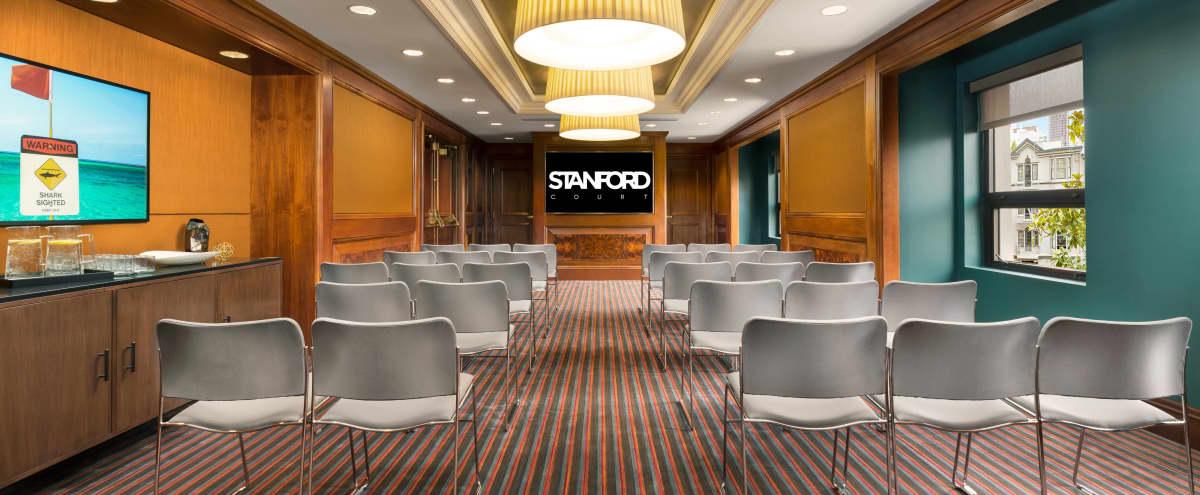 Private Meeting Room in San Francisco Hero Image in Nob Hill, San Francisco, CA