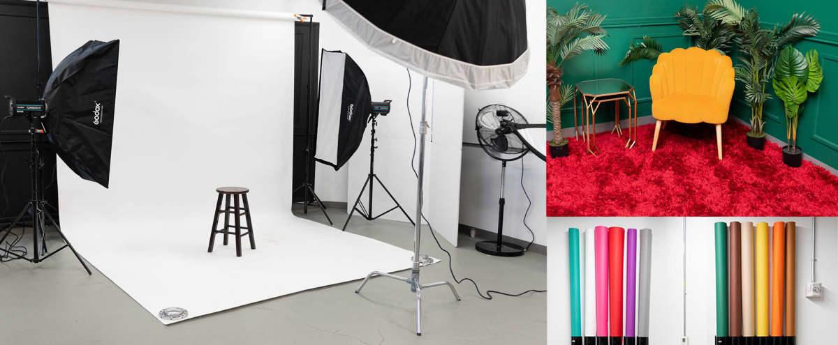 TD Studios Bright Spacious Photo Studio and Set in Long Island City Hero Image in Astoria, Long Island City, NY