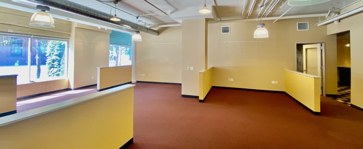 Airy Open Meeting Spaces w/ Offices South of Market in San Francisco Hero Image in Mission District, San Francisco, CA
