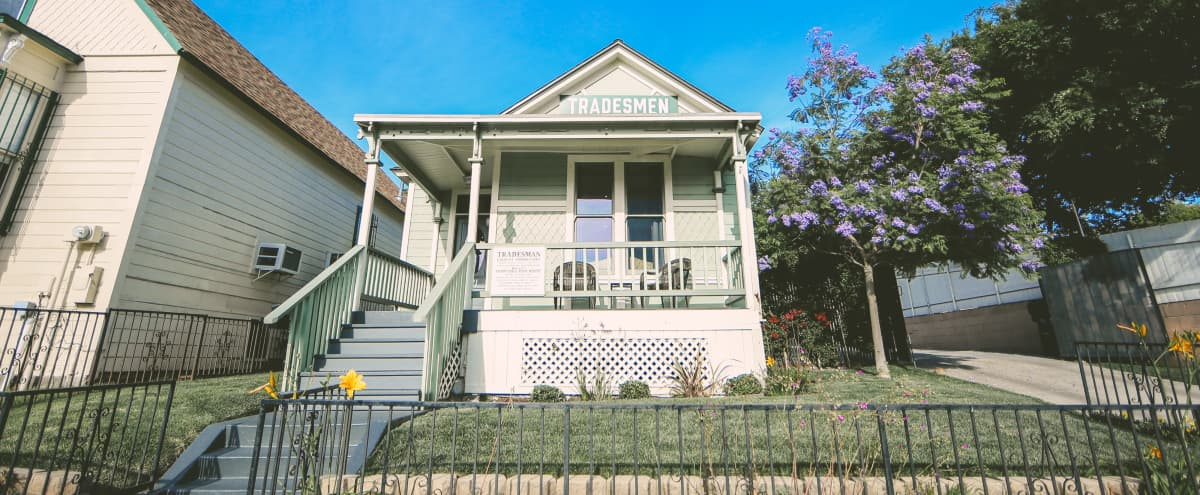 Restored Victorian - Urban Production Office Space in San Diego Hero Image in East Village, San Diego, CA