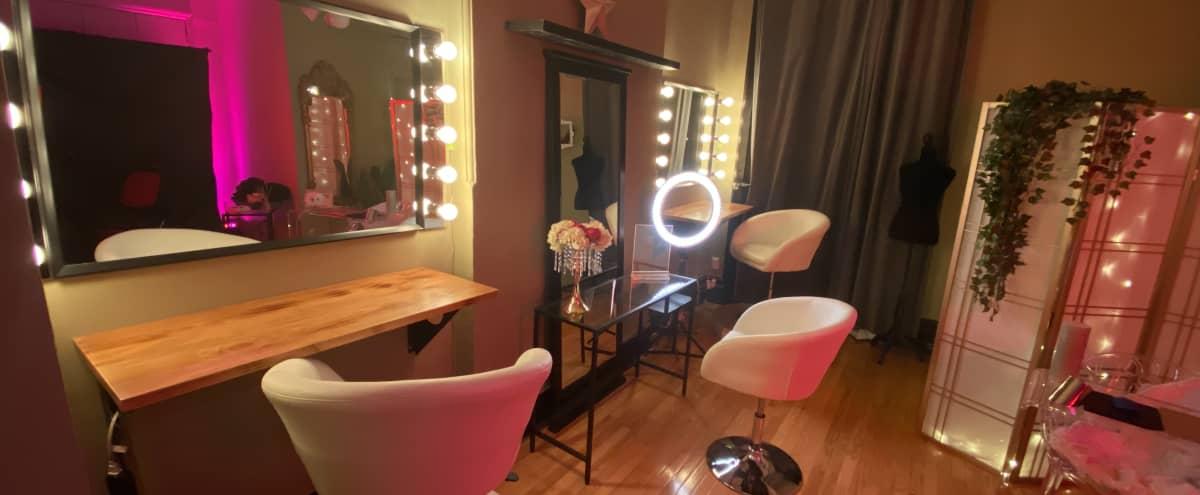 Elegant Beauty Parlor in Brooklyn Hero Image in Park Slope, Brooklyn, NY
