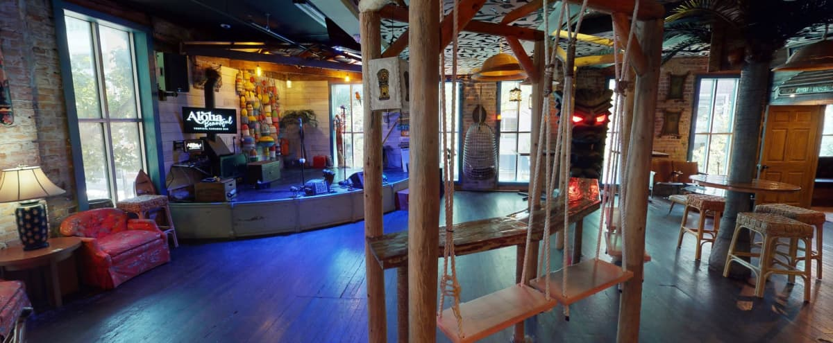 Hawaiian Inspired Tiki Bar | Karaoke Lounge in Orlando Hero Image in Northeast Orlando, Orlando, FL