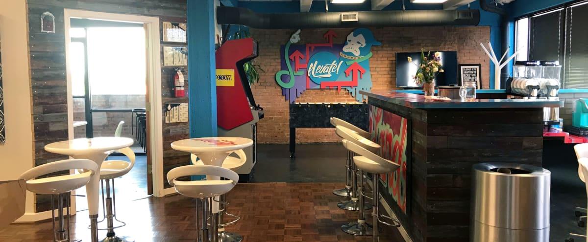 Modern & Urban Creative Event Space in Oak Cliff in Dallas Hero Image in Oak Cliff, Dallas, TX