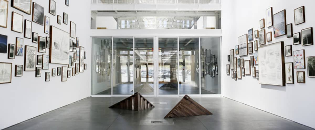 2,000 Sq. Ft. Luminous Gallery With Lofty Ceilings in San Francisco Hero Image in Fort Mason, San Francisco, CA