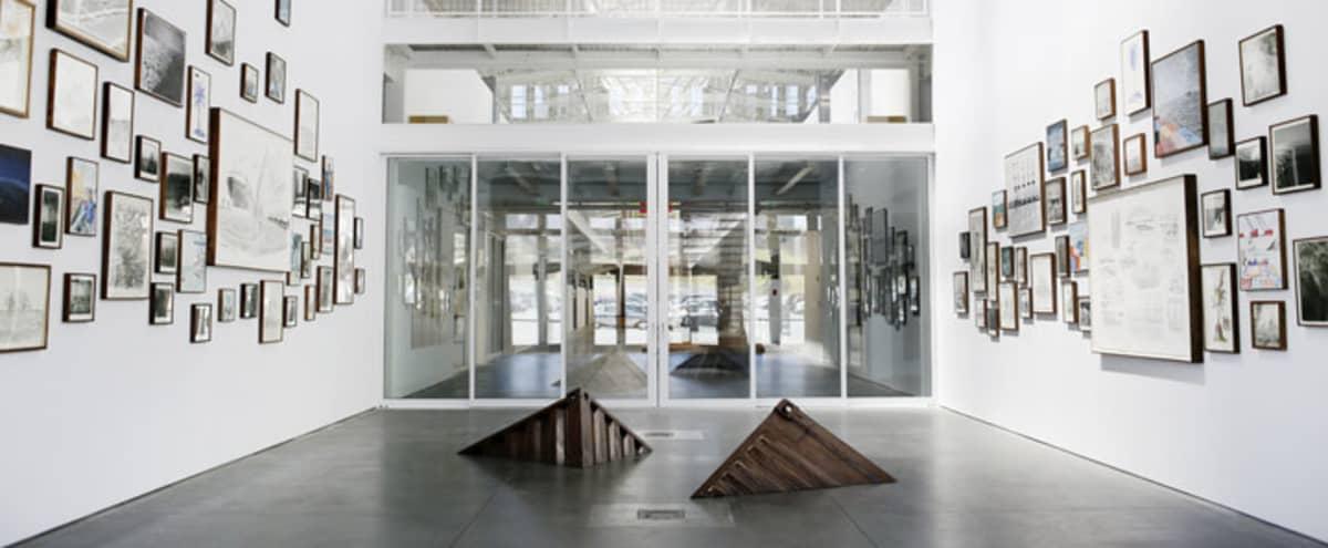 Sensational + Luminous Art Gallery with High Ceilings in San Francisco Hero Image in Fort Mason, San Francisco, CA