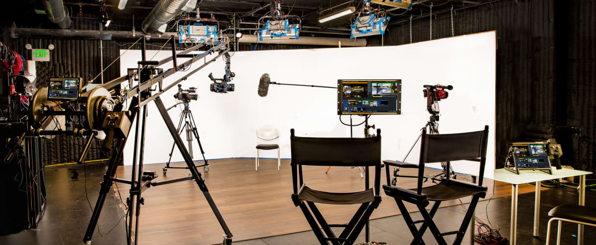 Amazing and Versatile Studio Sound Stage for Video, Photography, Podcasts and Live Streaming in Manhattan Beach Hero Image in undefined, Manhattan Beach, CA