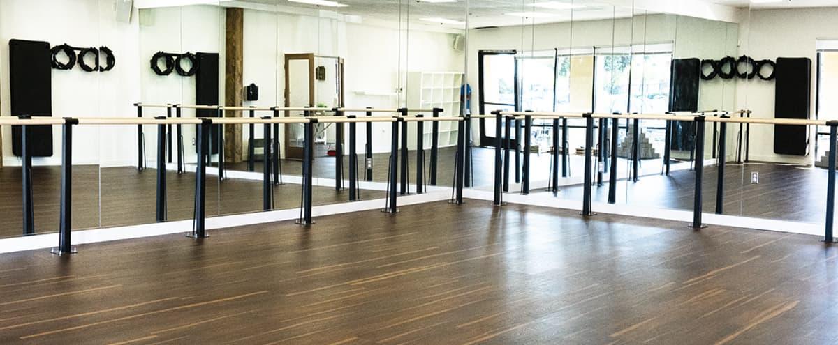Dance Studio, Pilates Studio, Barre Studio, Yoga Studio in redondo beach Hero Image in South Redondo, redondo beach, CA
