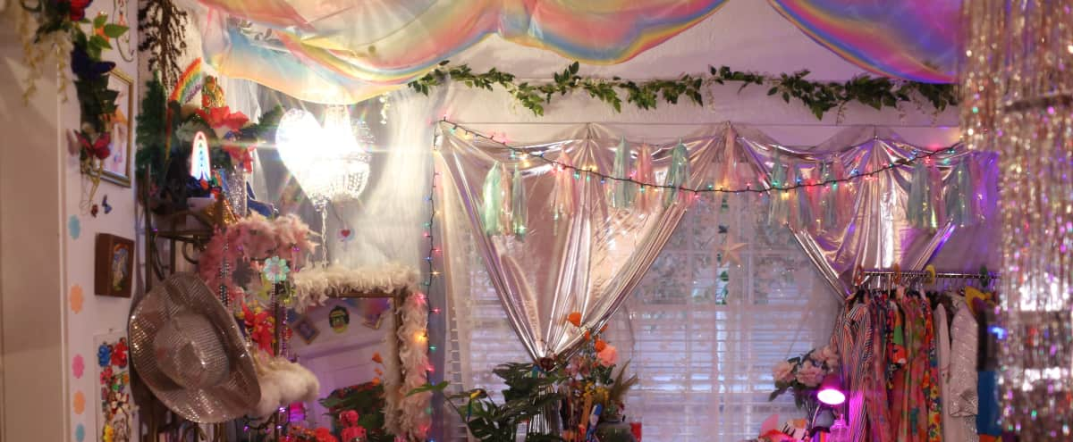 Lucy's Lair: Rainbow Tiki Room on a Trip in Los Angeles Hero Image in Rampart Village, Los Angeles, CA