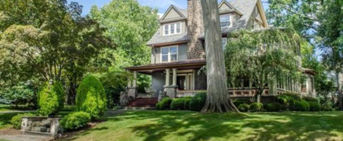 Beautifully restored suburban mansion in Montclair Hero Image in Upper Montclair, Montclair, NJ