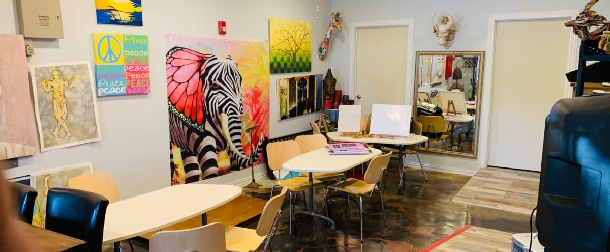 Paint & Sip Studio | Workshop Space in Irving Hero Image in undefined, Irving, TX