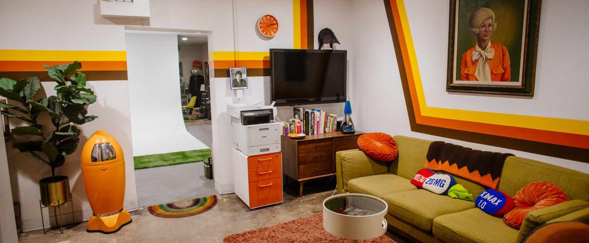Vibey vintage inspired studio space in Los Angeles Hero Image in Glassell Park, Los Angeles, CA