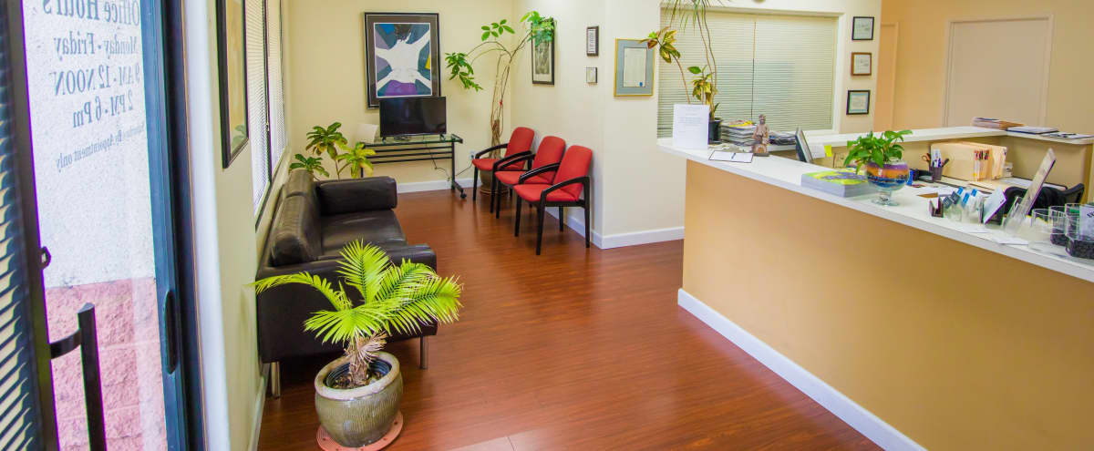 Medical and Chiropractic clinic available for filming in Glendale Hero Image in Sparr Heights, Glendale, CA