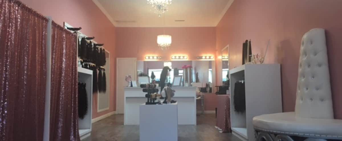 Melrose Fashion District   Modern Event Space In Los Angeles Hero Image In  Central LA,