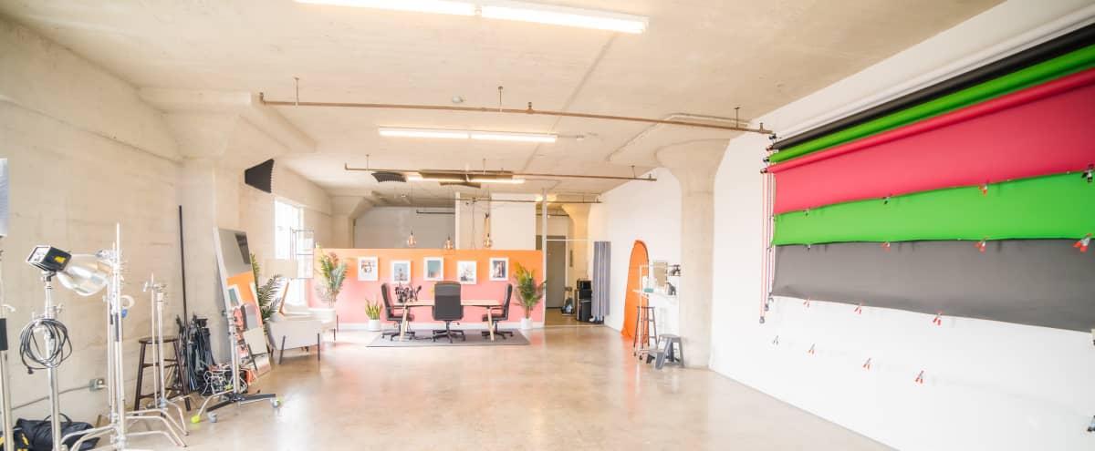 Sun Drenched Art's District Studio in Los Angeles Hero Image in Central LA, Los Angeles, CA