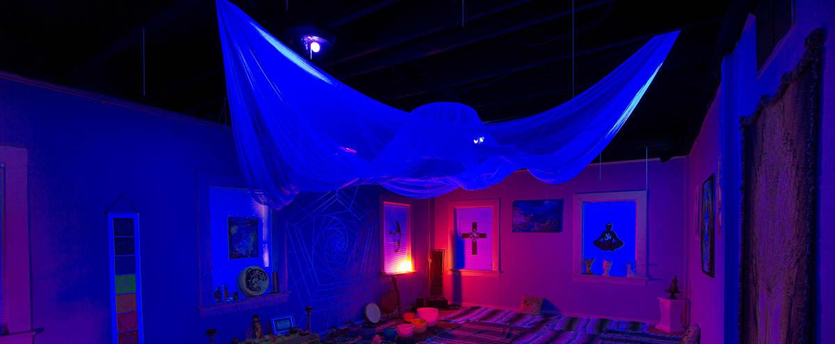 Zen & Healing Room For Group Activites in Atlanta Hero Image in Candler Park, Atlanta, GA