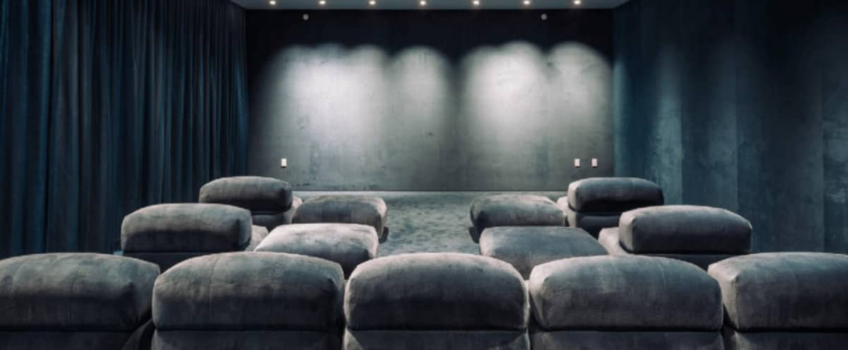 Luxury Screening Room in Beverly Hills in Beverly Hills Hero Image in undefined, Beverly Hills, CA