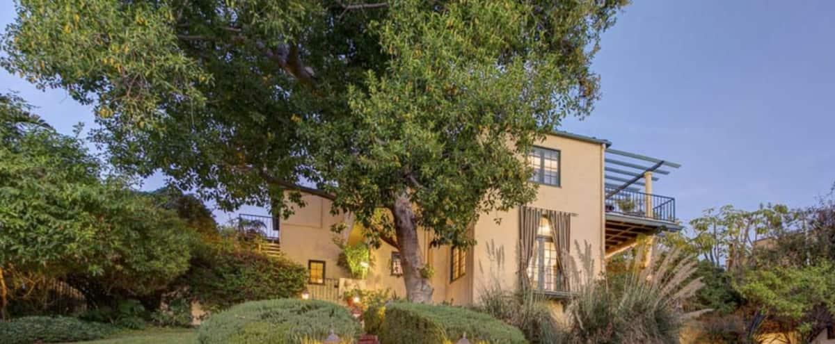Hollywood Hills Italian Revival Villa in Los Angeles Hero Image in Central LA, Los Angeles, CA