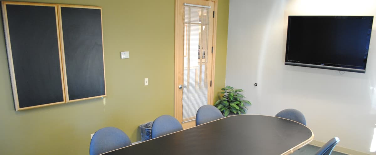 Private Team Conference Room in Boulder Hero Image in Arapahoe Ridge, Boulder, CO