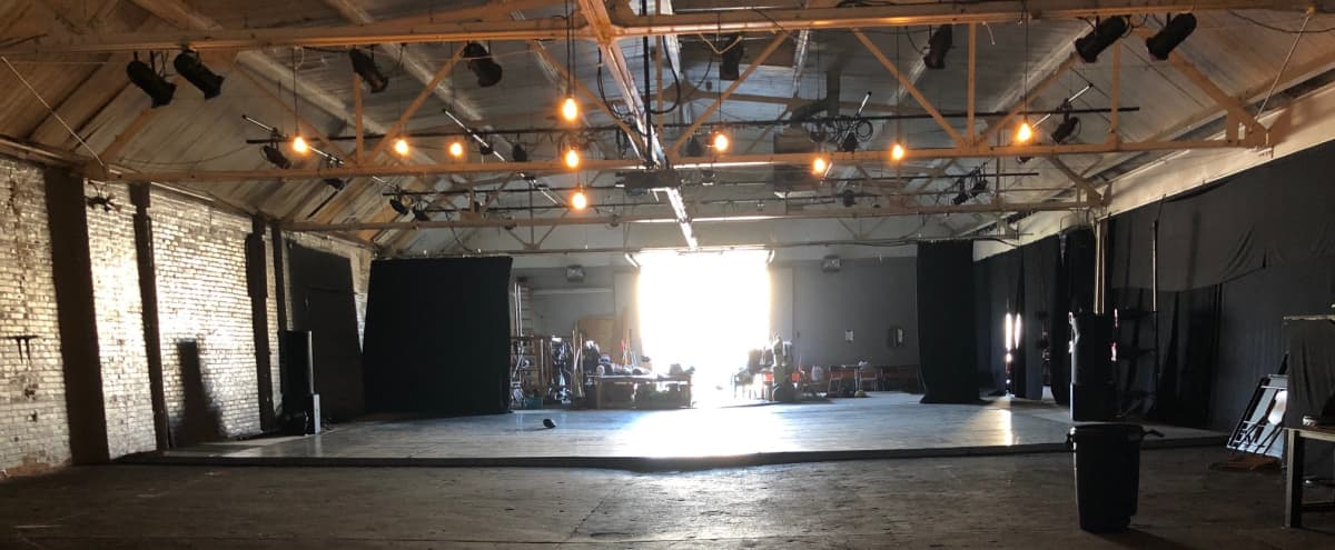 10,000 Sq Ft Warehouse Production Space in Detroit Hero Image in undefined, Detroit, MI