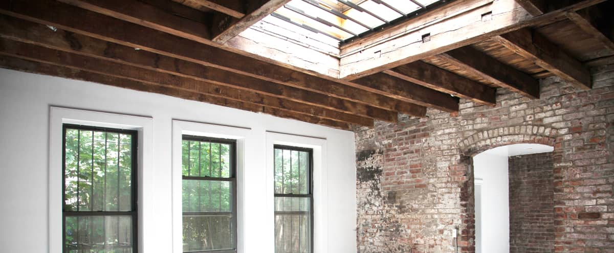 Secret Alley Carriage House in Brooklyn Hero Image in Bedford-Stuyvesant, Brooklyn, NY