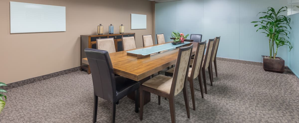 Newport Beach Third Floor Conference Room for 10 in Newport Beach Hero Image in Newport Center, Newport Beach, CA