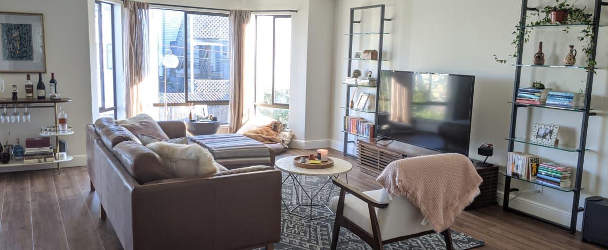 Modern - Furnished Apartment in Bernal Heights in San Francisco Hero Image in Bernal Heights, San Francisco, CA