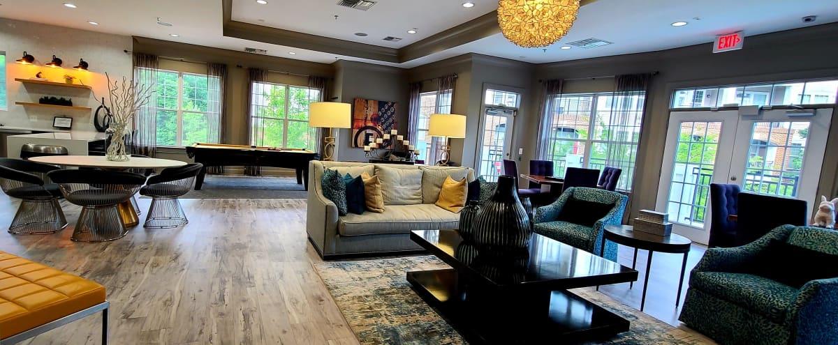Modern Club Room with Pool Table in Woodbridge Hero Image in undefined, Woodbridge, VA