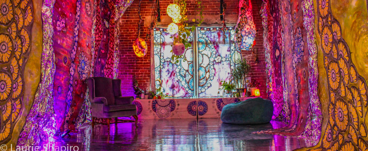 Psychedelic Immersive Artist Loft - Arts District in Los Angeles Hero Image in Central LA, Los Angeles, CA