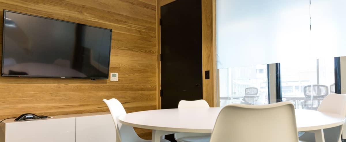 Conference Space for 4 | M2 in Portland Hero Image in Kerns, Portland, OR