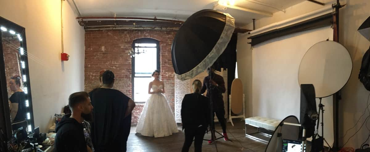 Rustic Greenpoint Creative Photo/Video Studio in Brooklyn Hero Image in Greenpoint, Brooklyn, NY