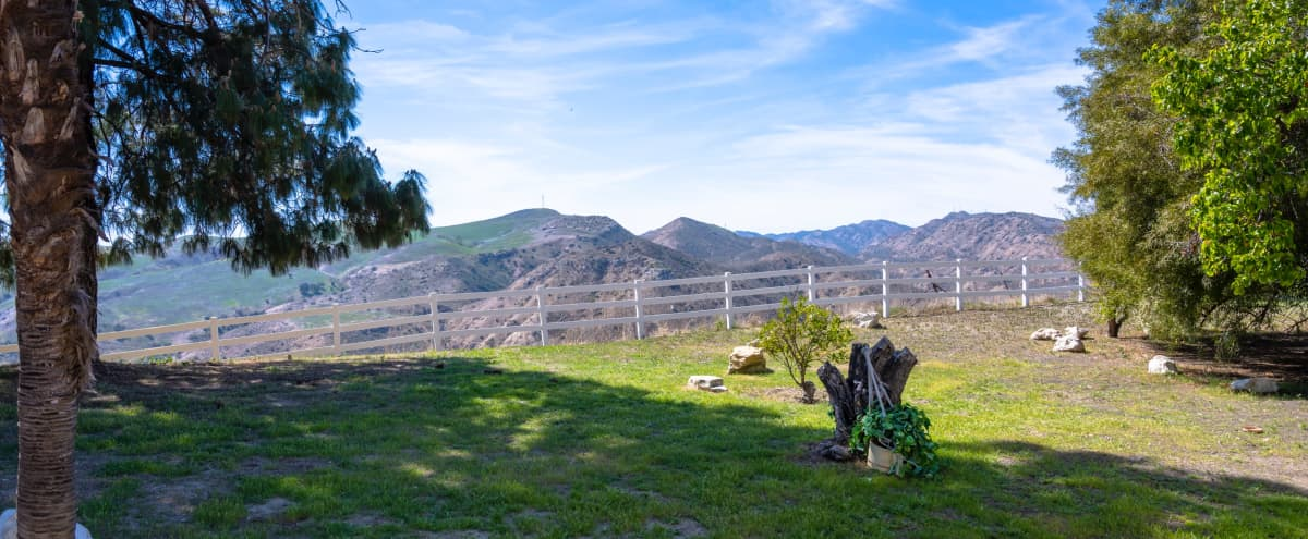Hilltop Home with Dramatic Views of Santa Monica Mountains in bell canyon Hero Image in undefined, bell canyon, CA