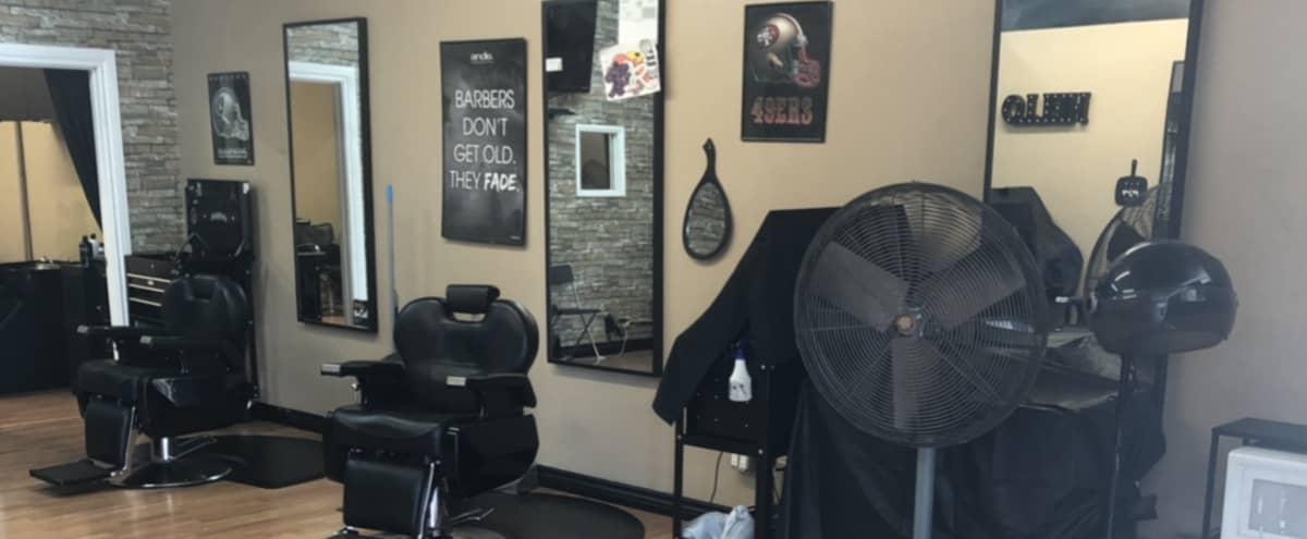 Modern Barber Shop in Long Beach Hero Image in Jordan, Long Beach, CA