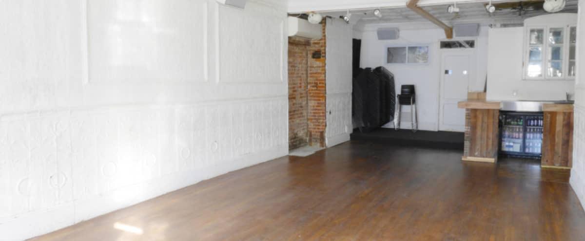 Screening/Event Space in Brooklyn Hero Image in Williamsburg, Brooklyn, NY
