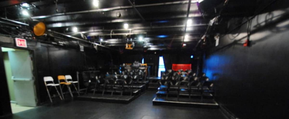East Village Blackbox Theater, LGBT Space in nyc Hero Image in Bowery, nyc, NY
