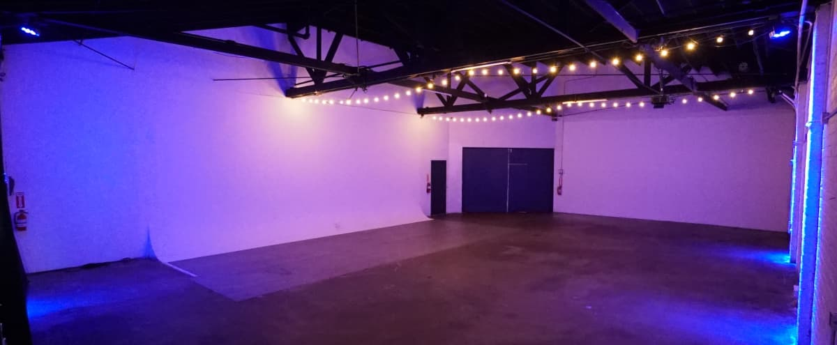 Huge Eastside warehouse space / studio w/30' cyc in Los Angeles Hero Image in Echo Park, Los Angeles, CA